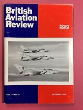 BRITISH AVIATION REVIEW - Profile Journal of Aircraft Research - Vol.35 #10 1993