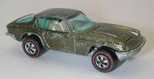 Redline Hotwheels Olive 1969 Maserati Mistral oc8014