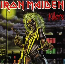 IRON MAIDEN - KILLERS - LP VINYL REISSUE NEW SEALED 2014