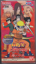 Naruto Carddass Card Game Booster Part 15 Sealed Box Japanese