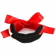 Hot Women Foam Hair Tool Roller Bun Maker Hair Tie Ribbon RED 22*4.5 cm