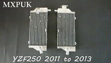 YZF250 RADIATORS PERFORMANCE RADS  2011 2012 2013 YZF 250 YZ250F (060)
