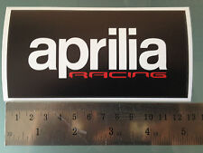 Undertray Decal / Sticker for Aprilia RSV4 (Aprilia Racing)