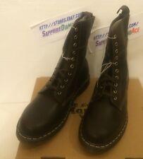 DR. MARTENS BART Dark Brown Boots US 13 UK 12 EU 47 16020201 BRAND NEW!!