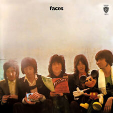 FACES FIRST STEP NEW SEALED LTD COLOURED VINYL LP REISSUE & DOWNLOAD IN STOCK