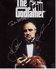 THE GODFATHER CAST AUTOGRAPH SIGNED PP PHOTO POSTER 2