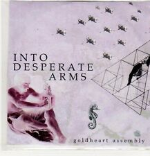 (EP618) Goldheart Assembly, Into Desperate Arms - DJ CD