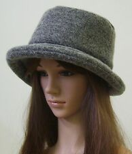 New Ladies Stylish Winter Autumn Boonie/Bush Bow Schlapphut Buschhut Women Hat