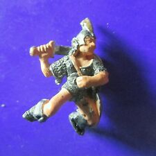 C21 female sword elf & cold one rider lizard mount citadel GW games workshop