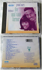 IKE & TINA TURNER Proud Mary / The Best Of .. 23 Tracks USA EMI CD TOP