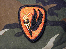 U.S. Army Aviation Center color shoulder patch Helicopter Pilot school Insignia