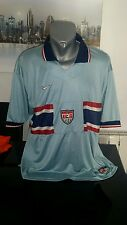 CAMISETA FOOTBALL SHIRT NIKE SELECCION USA 95 TALLA XL