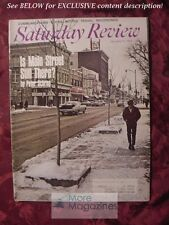 Saturday Review January 17 1970 MAIN STREET PETER SCHRAG HARRY NILSSON