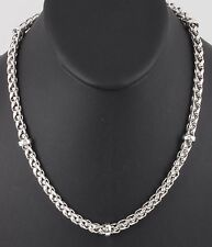 FASHION ROPE W/ SPACERS CHAIN NECKLACE COSTUME 0077