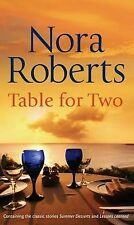 Table for Two (Silhouette Single Title), Nora Roberts
