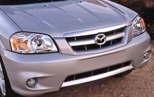 MAZDA TRIBUTE CHROME BONNET TRIM / MOULD / CHROME HOOD UPPER GRILLE 2001 TO 2006