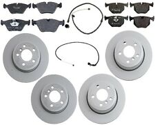 BMW E83 X3 2004-2010 PREMIUM Front and Rear Brake KIT with Rotors Pads Sensors