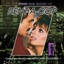 Rent A Cop - Complete Score - Limited Edition - OOP - Jerry Goldsmith