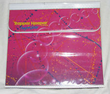 Vintage Mead Trapper Keeper Designer Series in bubbles Hot Pink Fuchsia 80s 90s