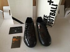 Nike Total 90 Laser III Elite CARBON FIBRE T90 Black Size 6 Football Boots Wide