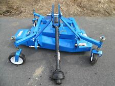 NEW HOLLAND TRACTOR MODEL 930B REAR 3 POINT HITCH 48 INCH GROOMING  MOWER