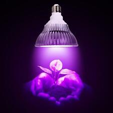 OxyLED LED Plant Grow Light Bulb for Hydroponic Garden Greenhouses 12W 12 LEDS