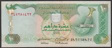 TWN - UNITED ARAB EMIRATES 20b - 10 Dirhams 2001 UNC