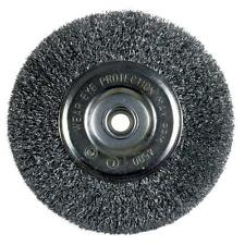 Wire Wheel for Bench Grinder - 2 Pack - 6 Inch - USA Seller - Free Shipping