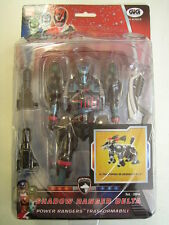 POWER RANGERS S.P.D. SHADOW RANGER DELTA TRASFORMABILE