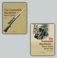 The Gunsmith Machinist Set: Books 1 and 2 / machining