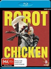 Robot Chicken : Season 5 (Blu-ray, 2011, 1-Disc Set) Region A&B