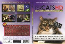 DVD FOR CATS, THE: The Ultimate Cat Sitter DVD (BluRay)