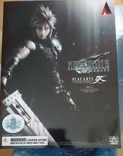 Final Fantasy VII remake oficial Play Arts-Kai-conflictos en la nube NO.1