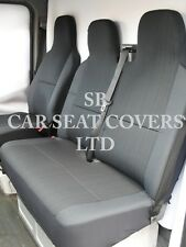 TO FIT A FIAT SCUDO VAN, 2008, SEAT COVERS, YARO FABRIC SINGLE & DOUBLE