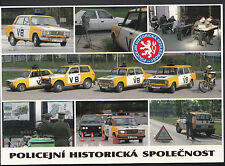 Transport Postcard - Road Transport - Polish Police Vehicles  DD904