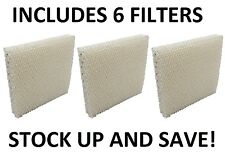 Humidifier Filter Replacement for Duracraft DH840C DH7800 DA1005 - 6 Pack
