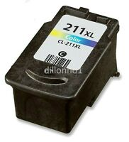 CL-211XL Cartridge for Canon PIXMA iP2700 iP2702 MP230 MP240 MP250 MP270