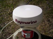 RAYMARINE M92650-S 2D 2KW ANALOG RADOME LOW HOURS CLASSIC C/E COMPATIBLE
