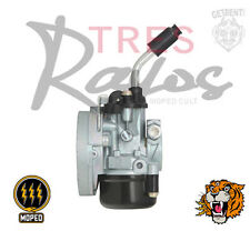 DELLORTO SHA 15/15 Carburetor (exact clone) by Runtong,  SHA 1515 carb MOPED