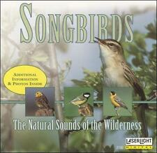 Songbirds: The Natural Sounds of the Wilderness by Various CD Free Ship #ER94