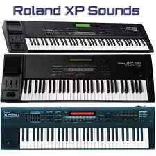 Roland XP-30, XP-50, XP-60, XP-80 - Largest Sound Collection