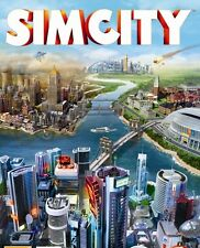Simcity 2013 PC, Mac [Origin CD Key] No Disc/Box, Region Free