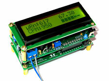 Arduino Dosimeter Logger DIY Geiger Counter Kit w/LCD w/SD Logger Shield;no tube