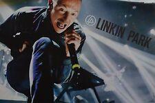 Chester Bennington-a3 poster (environ 42 x 28 CM) - Linkin park captures collection