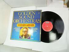 GOLDEN SOUND ORCHESTRAS WERNER MULLER DECCA 622522 LP  VINYL