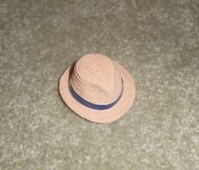 BARBIE KEN KEVIN DOLL CLOTHES ACCESS - HIGH SCHOOL MUSICAL BOY TAN HAT