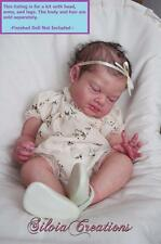 "Reborn ~ Baby Easton ~ 23"" Vinyl Doll Kit by Michelle Fagan 7216"