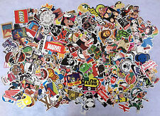 100PC Random Vinyl Sticker Decals Graffiti Laptop Luggage Car Bomb Decal Lot