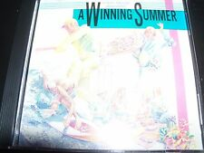 A Winning Summer Sony Promo CD Mariah Carey Michael Jackson Matika Firehouse & M