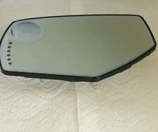 2014 - 2016 CHEVROLET SILVERADO 1500 PICK UP LEFT TURN SIGNAL MIRROR OEM USED!!
